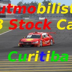 Automobilista // Curitiba // V8 Stock Car Brazil