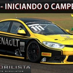 Automobilista - Iniciando o Campeonato de Marcas