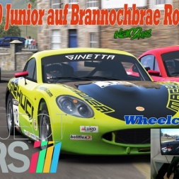 Project Cars - Ginetta G40 Junior auf Brannochbrae Road Circuit mit Wheelcam