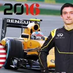 F1 2016 Malaysian GP Jolyon Palmer Season