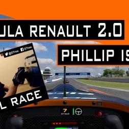 iRacing Race | Formula Renault 2.0 @ Phillip Island | Season 2 - 2016