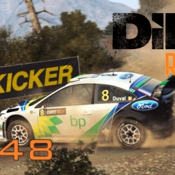 DiRT Rally Gameplay: Greece Isn't The Word - Episode 48