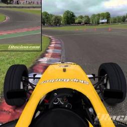 Iracing Skip Barber @ Brands Hatch GP 2016 Season 2