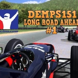 IRACING Skip Barber at Brands Hatch, my first steps