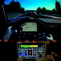 SimDash  5 Laps test race