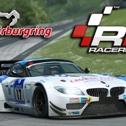 RaceRoom Racing   BMW Z4 GT3 @ Nordschleife VLN