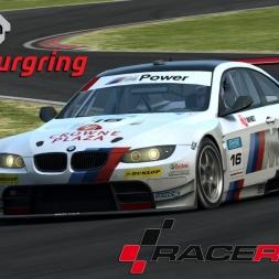RaceRoom - New Nordschleife - BMW M3 Gt2