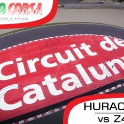 Assetto Corsa   GT3 Battle @ Barcelona Moto