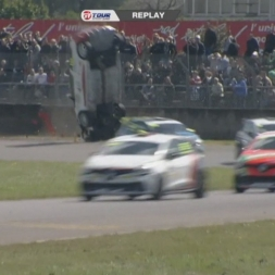 FRANCE RENAULT CLIO CUP RACE 1 HIGHLIGHTS | Crashes And Fails [HD]