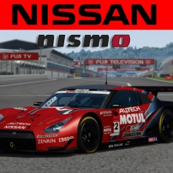 Assetto Corsa * NISSAN GT-R NISMO GT500 vs. Fujy