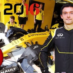 F1 2016 Chinese GP Jolyon Palmer Season