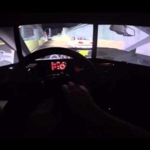 #01 rFactor 2 GoPro Drift Tandem Sardian Heights BMW M5 Stock