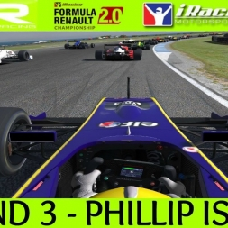 iRacing AOR Formula Renault 2.0 - Round 3 at Phillip Island