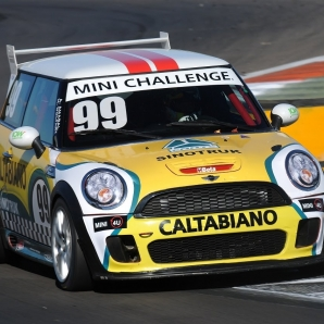 MINI Challenge at Londrina (Automobilista)