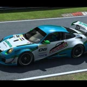 RaceRoom Racing Experience R3E -  RUF RT12R  GTR3   Nordschleife   7:09 96