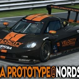 Raceroom - Daytona Prototype @ Nordschleife