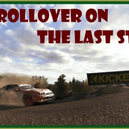 "Dirt Rally - 14 - ""Rollover on the Last Stage"""