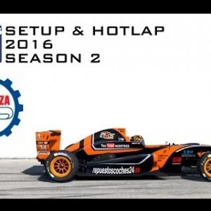 iRacing Formula Renault 2.0 @ Monza | Setup & Hotlap 1'49.067 | Season 2 - 2016