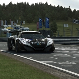 RaceRoom 24h Nürburgring World Record - 08:13.009