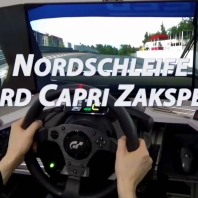 R3E - Nordschleife - Ford Capri Zakspeed - World Record 2