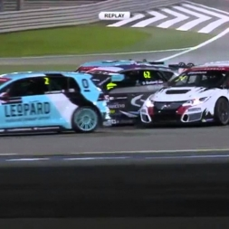 TCR INTERNATIONAL SERIES BAHRAIN 2016 HIGHLIGHTS | Crashes And Fails [HD]