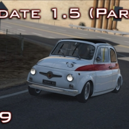 Assetto Corsa: 1.5 Update Review (Part I) - Episode 89