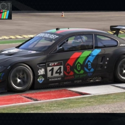 Project CARS: BMW M3 GT / Rookie race at Monza