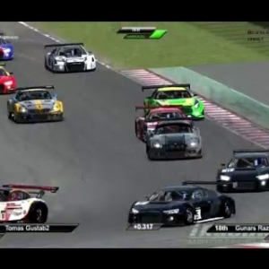 iRacing Blancpain Sprint Series GT3 Week 3 Spa