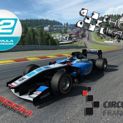 Formula Raceroom 2 vs. Spa * hotlap * setup