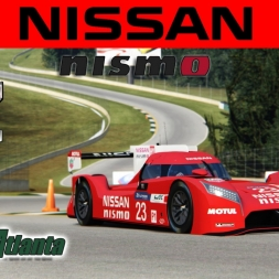 Assetto Corsa * Nissan GT-R LM vs. Road Atlanta