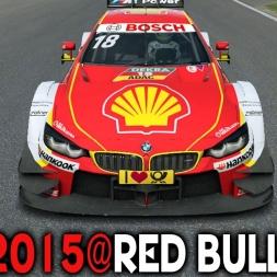 DTM 2015 #10 - Red Bull Ring