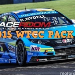 RACEROOM EXPERIENCE: WTCC 2015 FUN RACE,