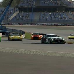 Raceroom Racing Experience - Nissan GTR GT3 @ Nordschleife VLN - 4K DSR -REPLAY-