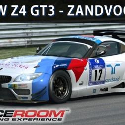 Raceroom Racing Experience - BMW Z4 GT3 at Zandvoort