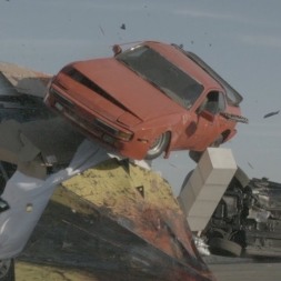 Jaw Dropping Truck Wedge Editor's Cut | MythBusters
