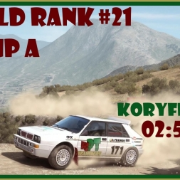 Dirt Rally - World Rank 21 - Group A - Koryfi Dafni