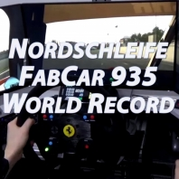 R3E - Nordschleife - FabCar 935 - World Record