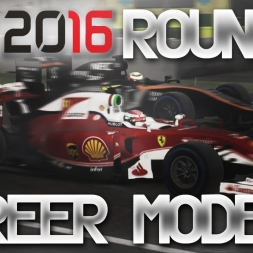 F1 2016 Career Mode Round 4 Russia