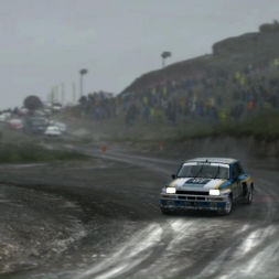 Renault 5 Turbo @ Bidno Moorland - Short (Wales) - Dirt Rally 60FPS