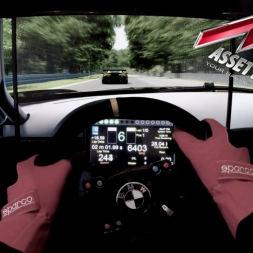 Assetto Corsa - Mercedes AMG GT3 @ Road America - Onboard Triple Screen