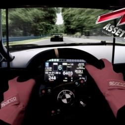 Assetto Corsa - Mercedes AMG GT3 @ Road America - Onboard Triple Screen