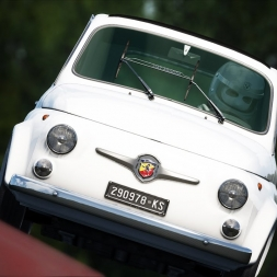 Assetto Corsa: Abarth 595 esseesse