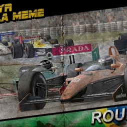 RlyR Formula Meme - Round 1 - Jacarepaguá
