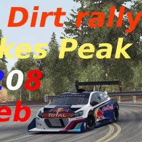 Dirt Rally // Pikes Peak // Peugeot 208 T16 Pikes Peak