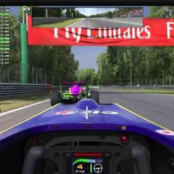 Stream footage - iRacing Formula Renault at Monza