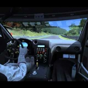 Assetto Corsa Nordschleife NISSAN GT-R NISMO GT3 Hotlap 6 : 45 : 8
