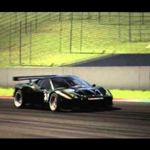 Assetto Corsa GP Mugello F458 GT2 Hotlap 1.48.024