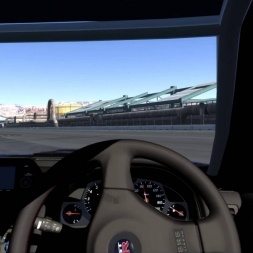 Assetto Corsa Nevada drift Nissan Skyline R34 (download mod)