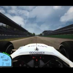 Assetto Corsa  McLaren MP4-13 1998 Monza GP download mods (wheelcam)