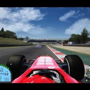 Assetto Corsa Catalunya F248 2006 download mods (wheelcam)